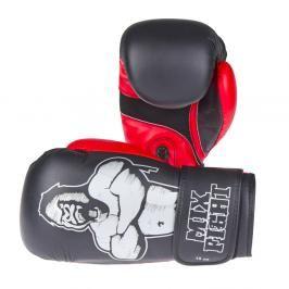 Top Ten boxerské rukavice MIXFIGHT Gorilla WCS - černá/červená černá 14