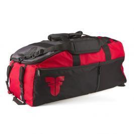Sportovní taška FIGHTER LINE XL - červená/šedá/černá červená