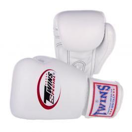 Boxerské rukavice Twins - bílá bílá 10