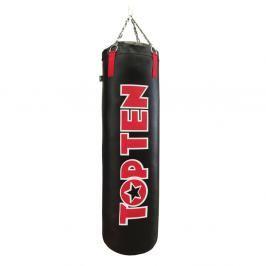 Boxovací pytel Top Ten 180 cm Velké Logo - černá/červená černá