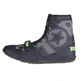 Boxerská obuv Top Ten černá 36
