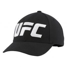 Reebok Baseball Cap UFC - Kšiltovka černá černá