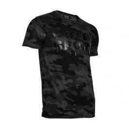 Paffen Sport triko Camo - černé černá S