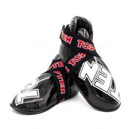 Chrániče nohou Top Ten SuperLight glossy - černé černá L