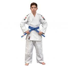 Daedo Stripes judo kimono bílá 110
