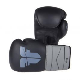 Boxerské rukavice Fighter Sparring - černá/šedá černá 14