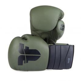 Boxerské rukavice Fighter Sparring - Khaki/černá Khaki 14