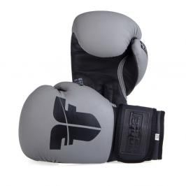 Boxerské rukavice Fighter SIAM - šedá šedá 8