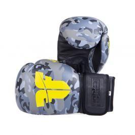 Boxerské rukavice Fighter SIAM - maskáč maskáč 8