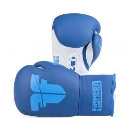 Boxerské rukavice Fighter Competition Pro - modrá modrá 8