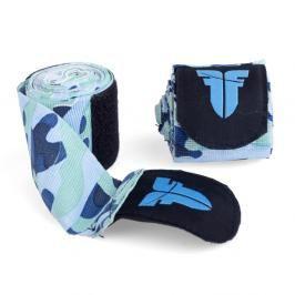 Bandáže Fighter - modrý maskáč modrý maskáč 2,5