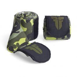 Bandáže Fighter - zelený maskáč zelený maskáč 2,5