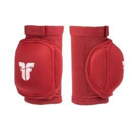 Chrániče kolen Fighter Competition - červená červená XL
