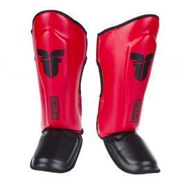 Chrániče holení Fighter Thai Classic - červená/černá červená XS