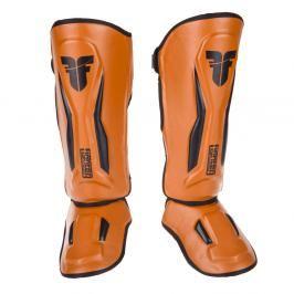Chrániče holení Fighter Thai Ergo - oranžová oranžová XS