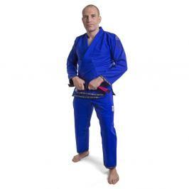 Top Ten kimono na brazilské jiu jitsu Easy - modrá modrá A1