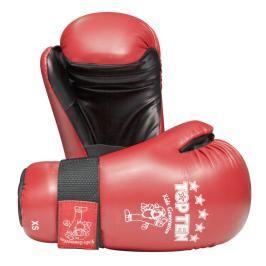 Otevřené rukavice Top Ten Kids - červená červená XS