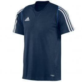 XXX Pánské triko adidas Clima T12 - modrá modrá 10