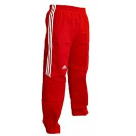 Kalhoty adidas TKD - červená červená 130