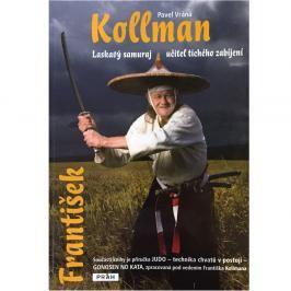 Kollman - Laskavý samurai, učitel tichého zabíjení dle vyobrazení