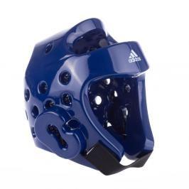 Přilba adidas TKD - modrá modrá XL