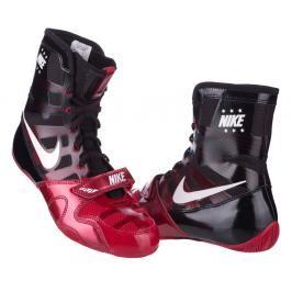 Dětské Box boty Nike HyperKO - černá/červená černá 4.5