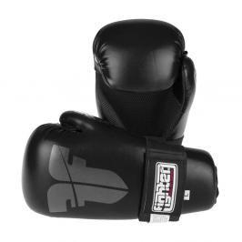 Otevřené rukavice Fighter Strap - černá černá XS