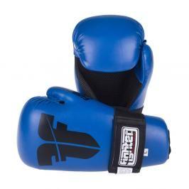 Otevřené rukavice Fighter Strap - modrá modrá XS