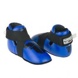 Chrániče nohou Fighter Strap - modrá modrá M