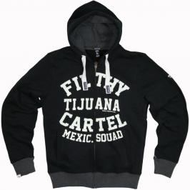 Mikina Mexican Squad Yakuza Premium - černá černá XL