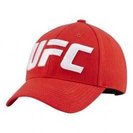 Reebok Baseball Cap UFC- kšiltovka červená červená