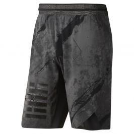 Reebok MMA šortky - šedá šedá S