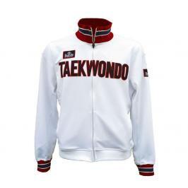 Taekwondo mikina Daedo Slim - bílá bílá S