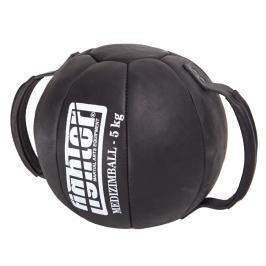 Medicinbal s úchyty Fighter černá 3