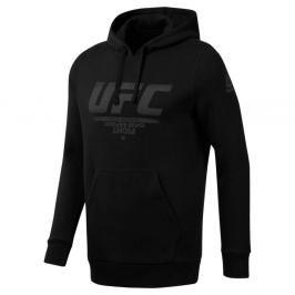 Reebok UFC Fan mikina - černá černá S