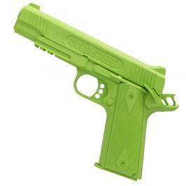 Cold Steel Gumová pistole 1911 Cocked and Locked zelená