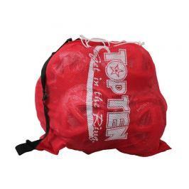 Síťová taška Top Ten mesh - červená červená