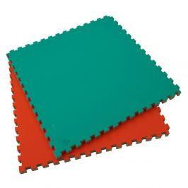 ProGame tatami Multisport Induction IJF Approved 4cm - červená/zelená zelená