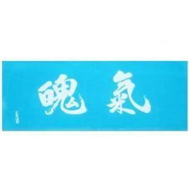 Tenugui - kendo šátek Kihaku - modrá modrá