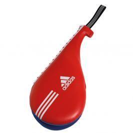 Lapa adidas Double L - červená červená L