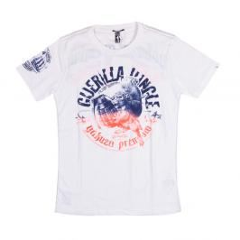 Triko Guerilla Jungle Yakuza Premium - bílá bílá M