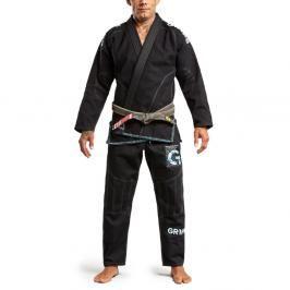 Grips Armadura 2.0 BJJ kimono Camo - černá černá A1
