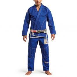 Grips Armadura 2.0 BJJ kimono Camo - modrá modrá A1