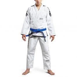 Grips Classic Logo BJJ kimono - bílá/černá bílá A1