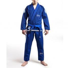 Grips Classic Logo BJJ kimono - modrá/bílá modrá A1