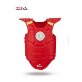 Elektronická vesta Daedo Iron Man - červená červená M