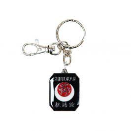 Daedo přívěšek na klíče Shotokan černá