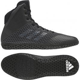 Zápasnické Boty adidas Mat Wizard 4. - černá černá 5,5