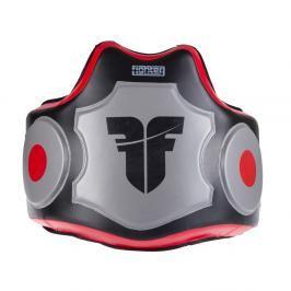 Tréninkový pás Fighter Target - černá/červená černá