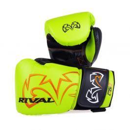 Pytlové rukavice Rival Evolution - neon zelená neon. zelená L